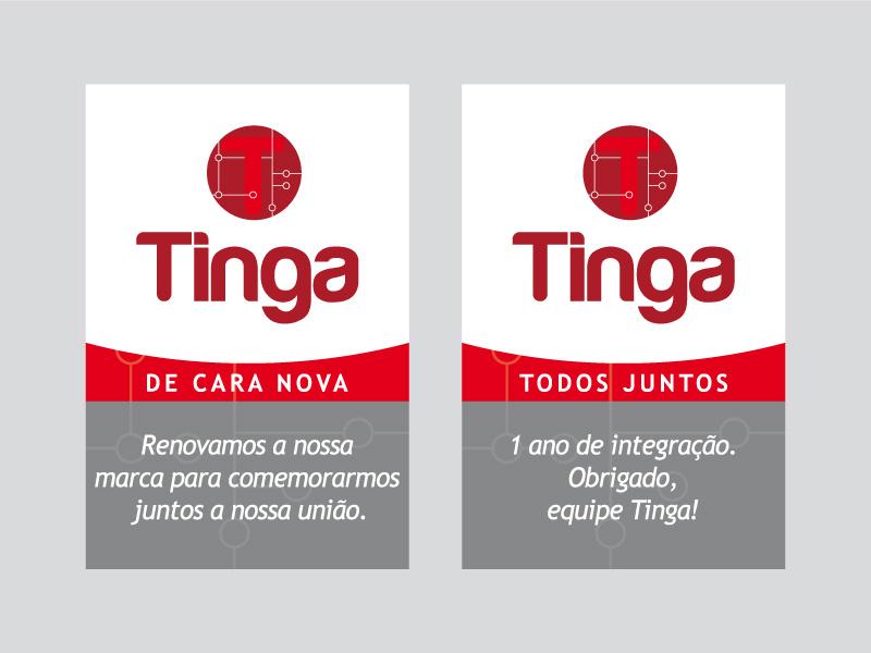 Banners Tinga