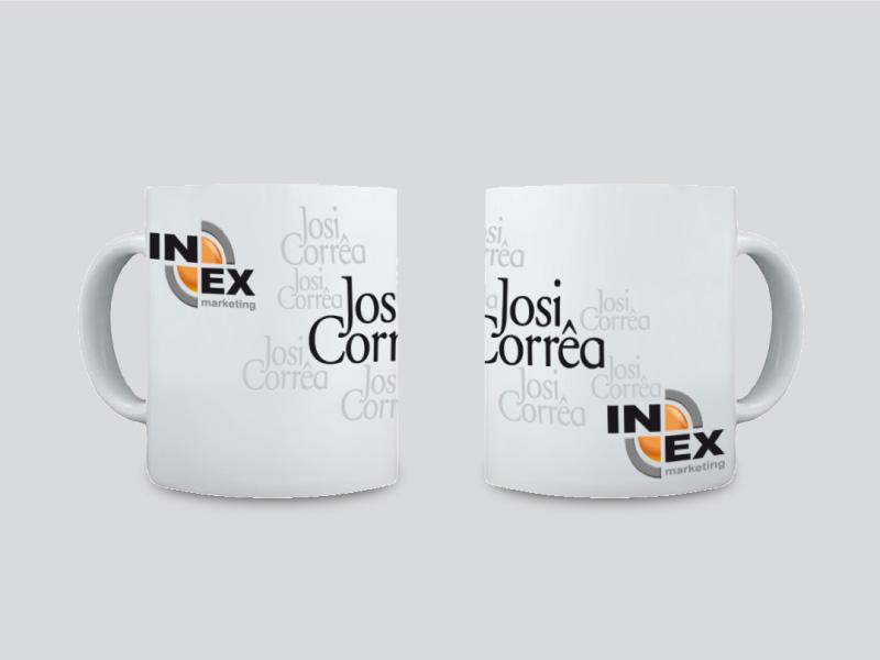 Canecas INEX Marketing