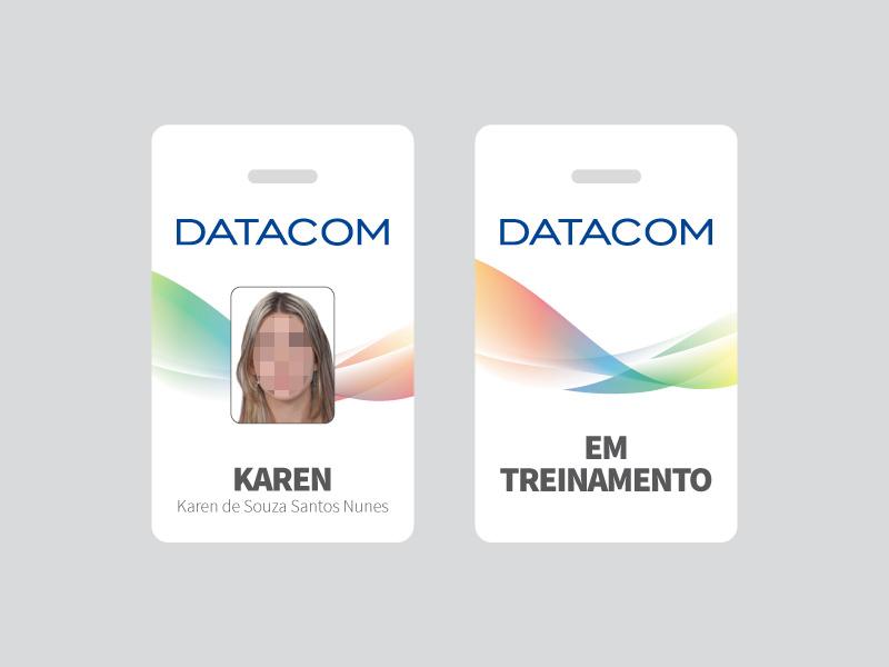 Crachás Datacom