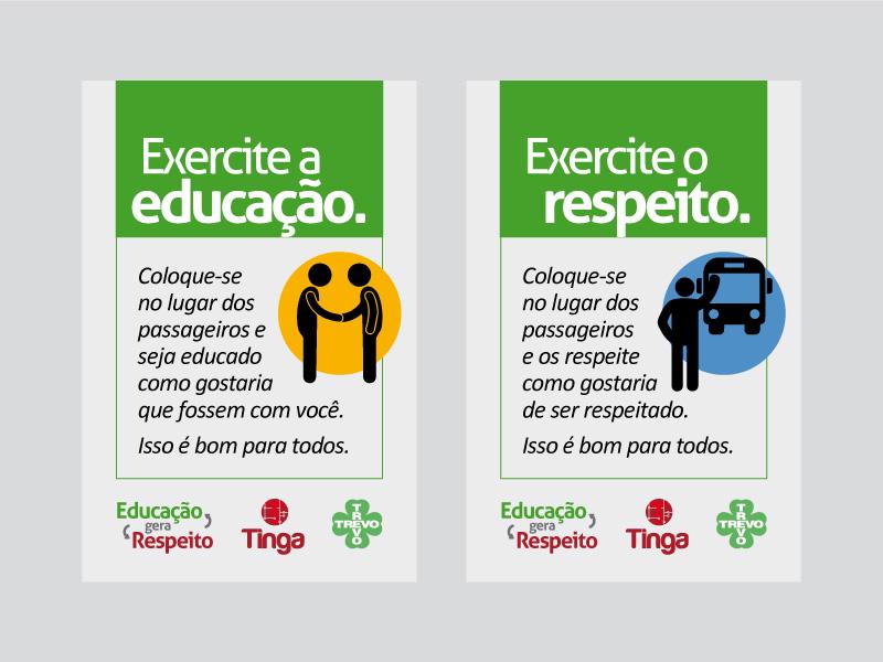 Educação gera Respeito