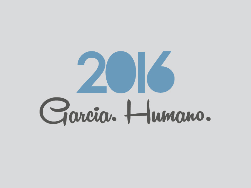 2016. Garcia. Humano.