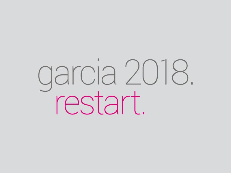 Garcia 2018. Restart.