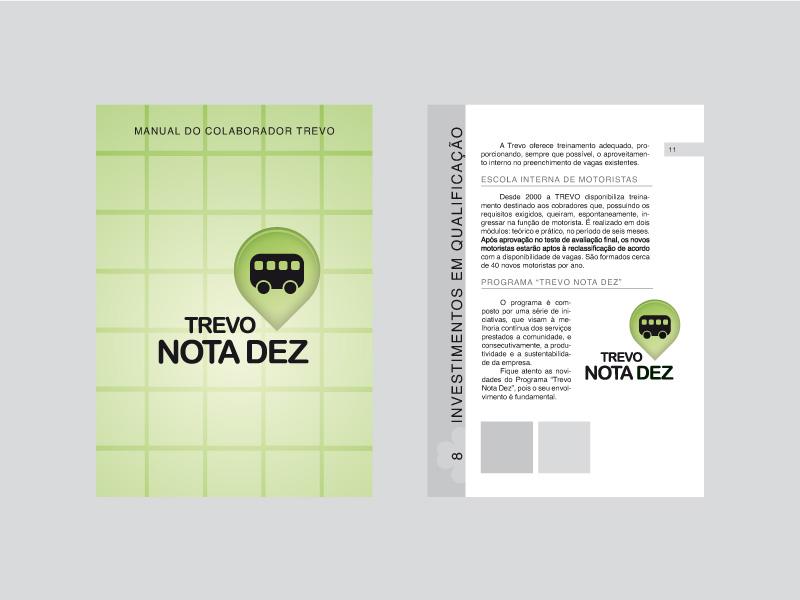 Manual do Colaborador Trevo