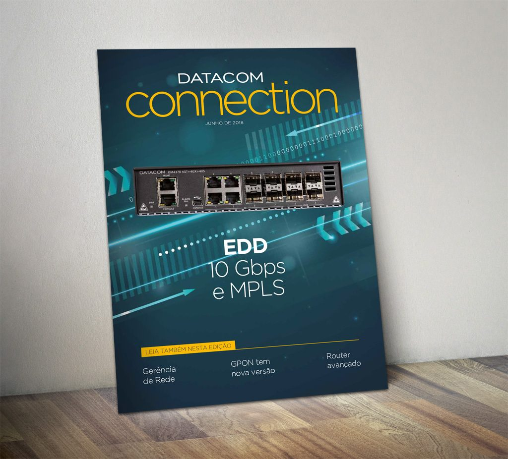 Revista Datacom Connection