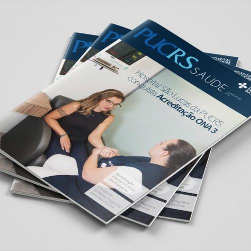 Revista PUCRS Saúde